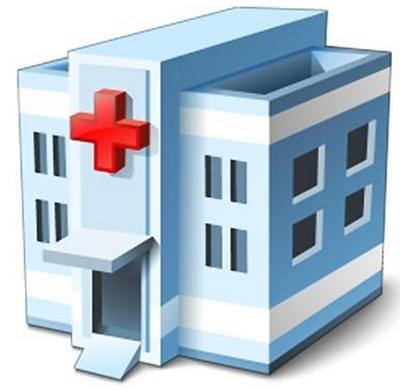 Картинки по запросу больница рисунок