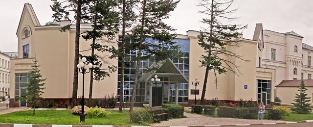 Городская гинекологическая больница 1 в москве
